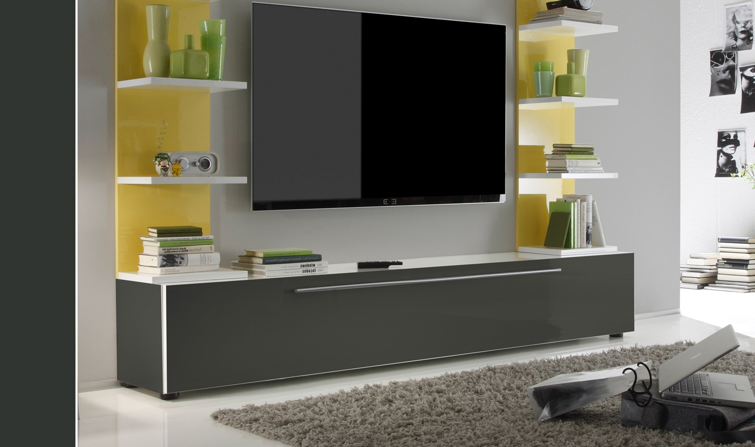 1MM International Laminate Design For TV Unit - Sundek International
