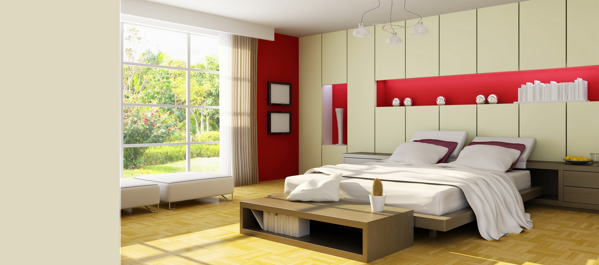 North Supreme, South Supreme Laminates For Bedroom-Sundek International