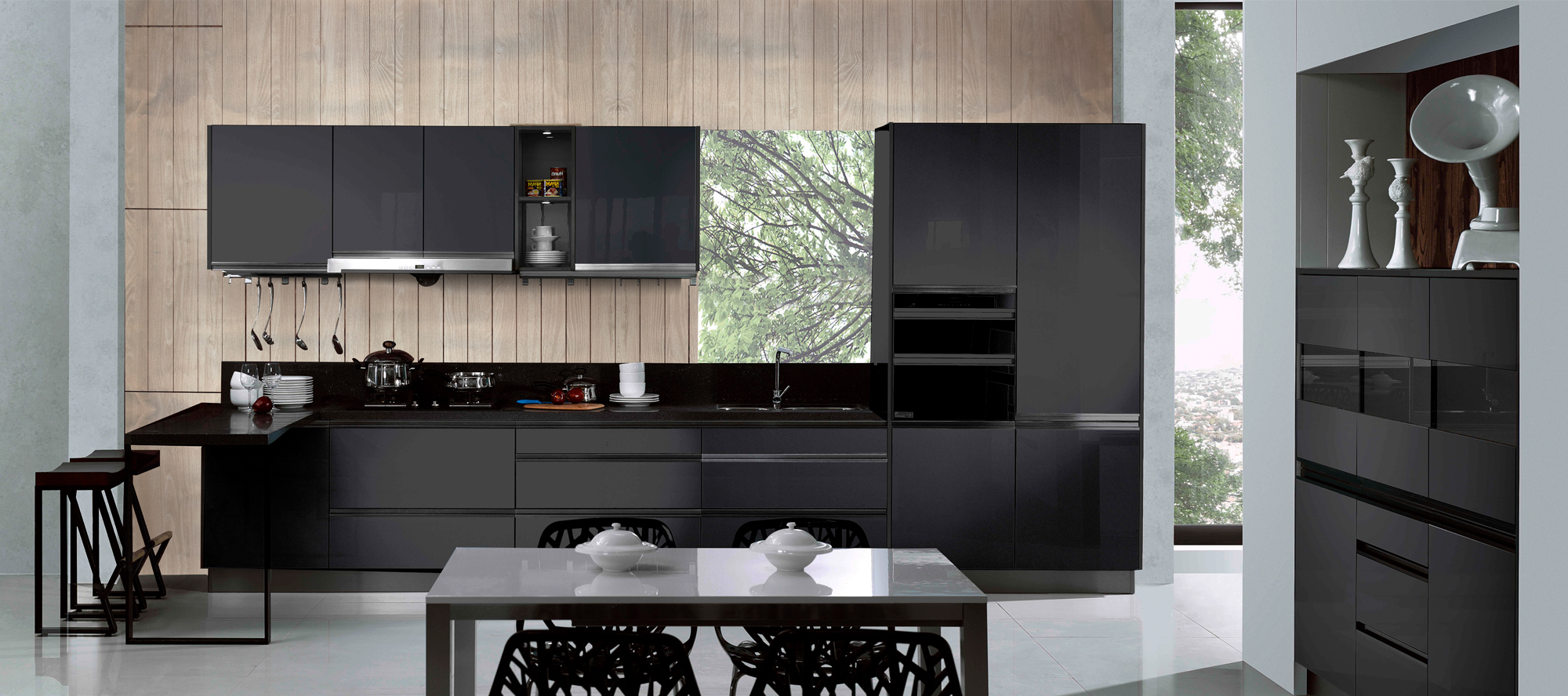 1MM international, North Supreme Laminates for Kitchen-Sundek International