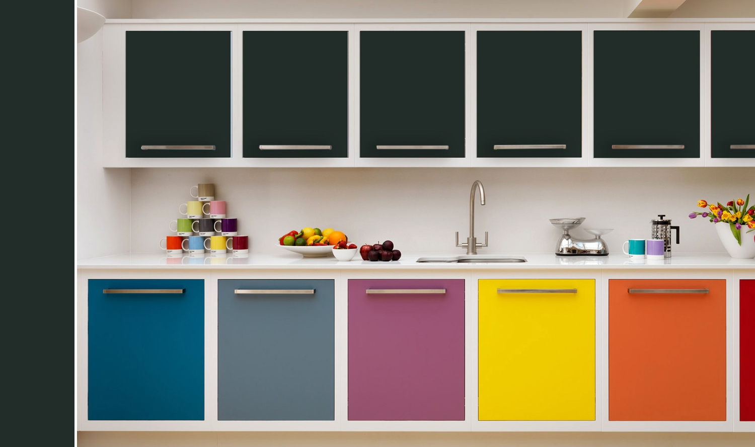 Sonata Range of Laminates For Kitchen - Sundek International