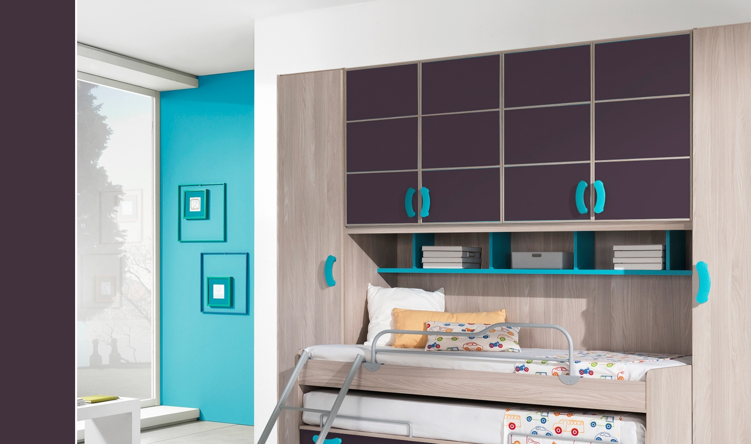 1MM international, South Supreme Laminates For Children Bedroom Collection-Sundek International