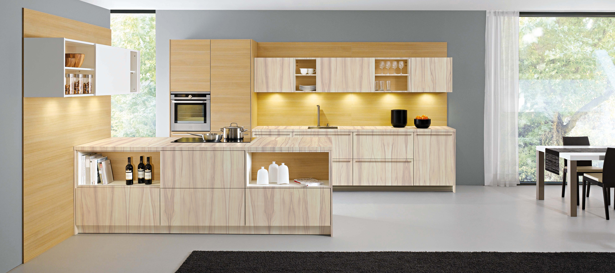 Era Laminates Collection for kitchen-Sundek International