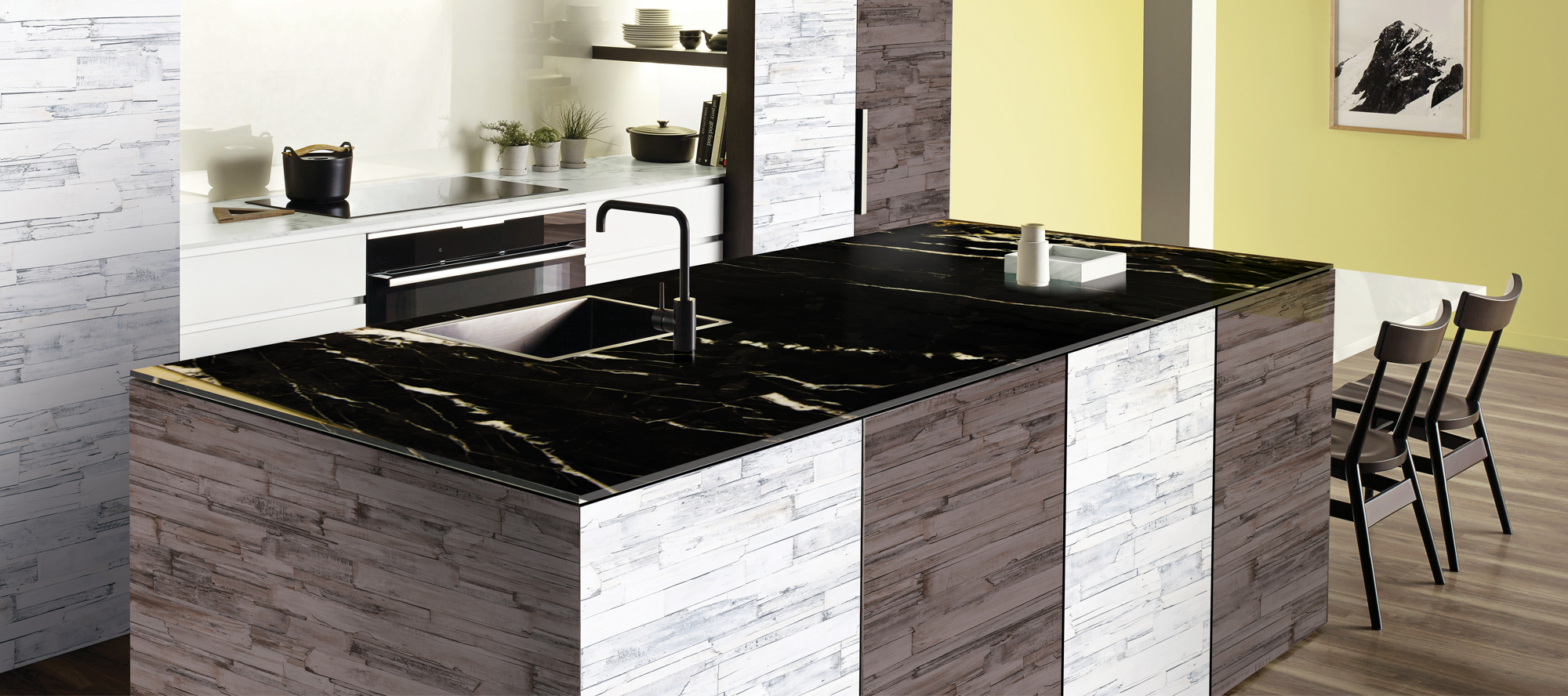 Era Laminates Collection In Digital Lminates For Kitchen-Sundek International