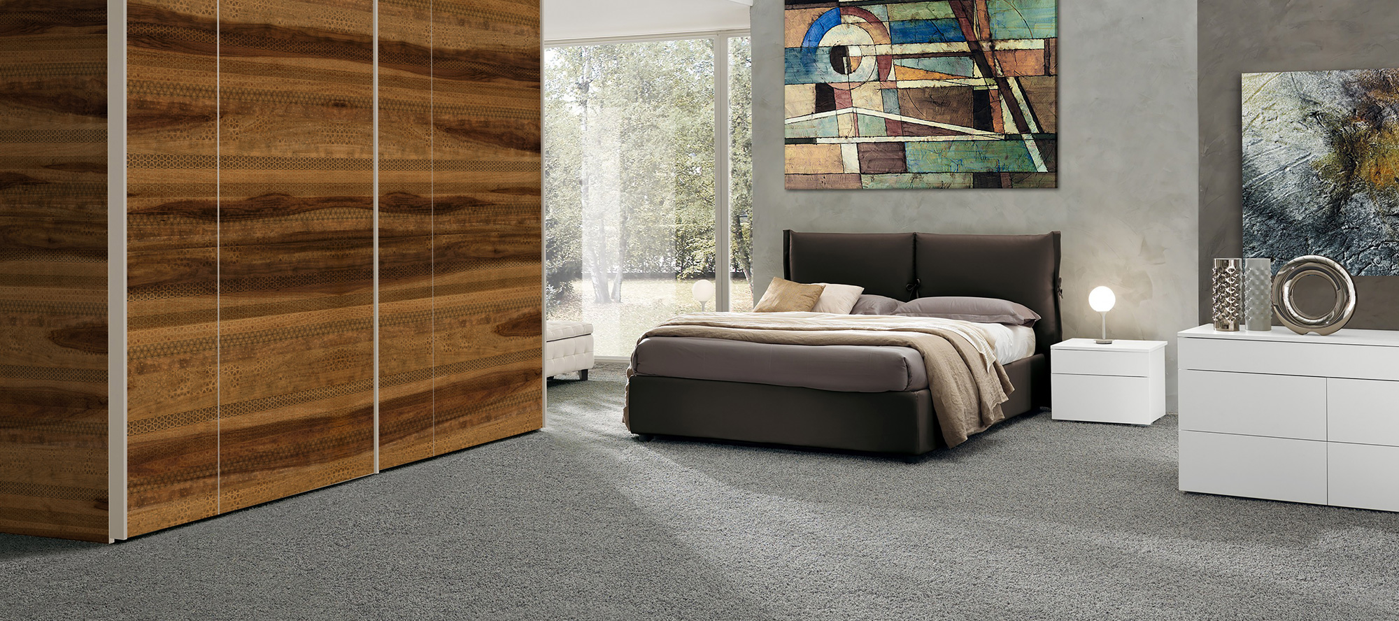 D'infinity, Mix Media Collection Laminates For Bedroom-Sundek International