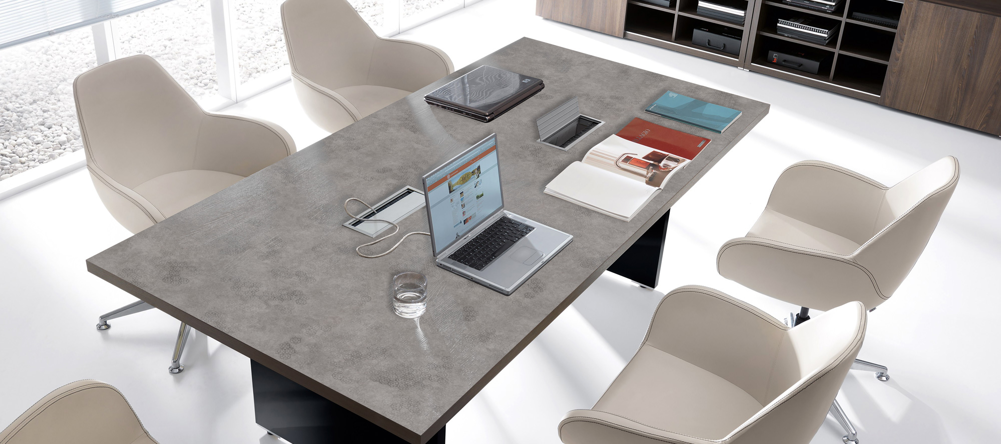 D'infinity, Materialistik Connexion Laminates For Office-Sundek International