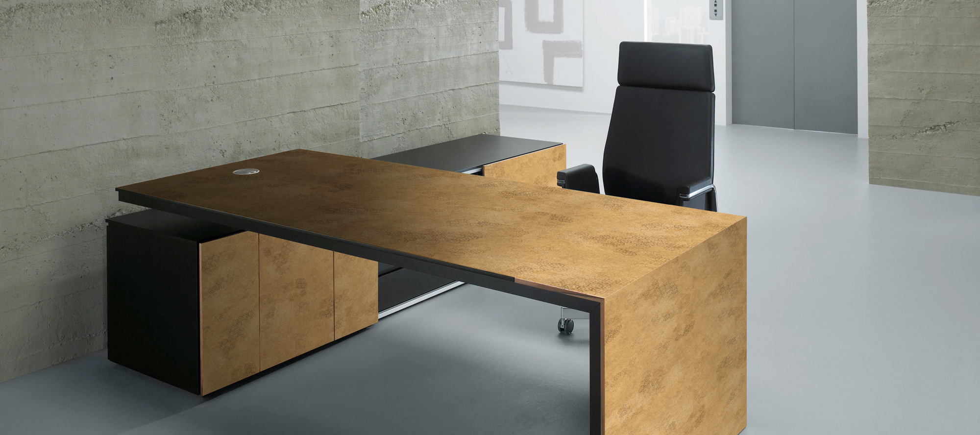 D'infinity, Materialistik Connexion Laminates For Corporate Office-Sundek International