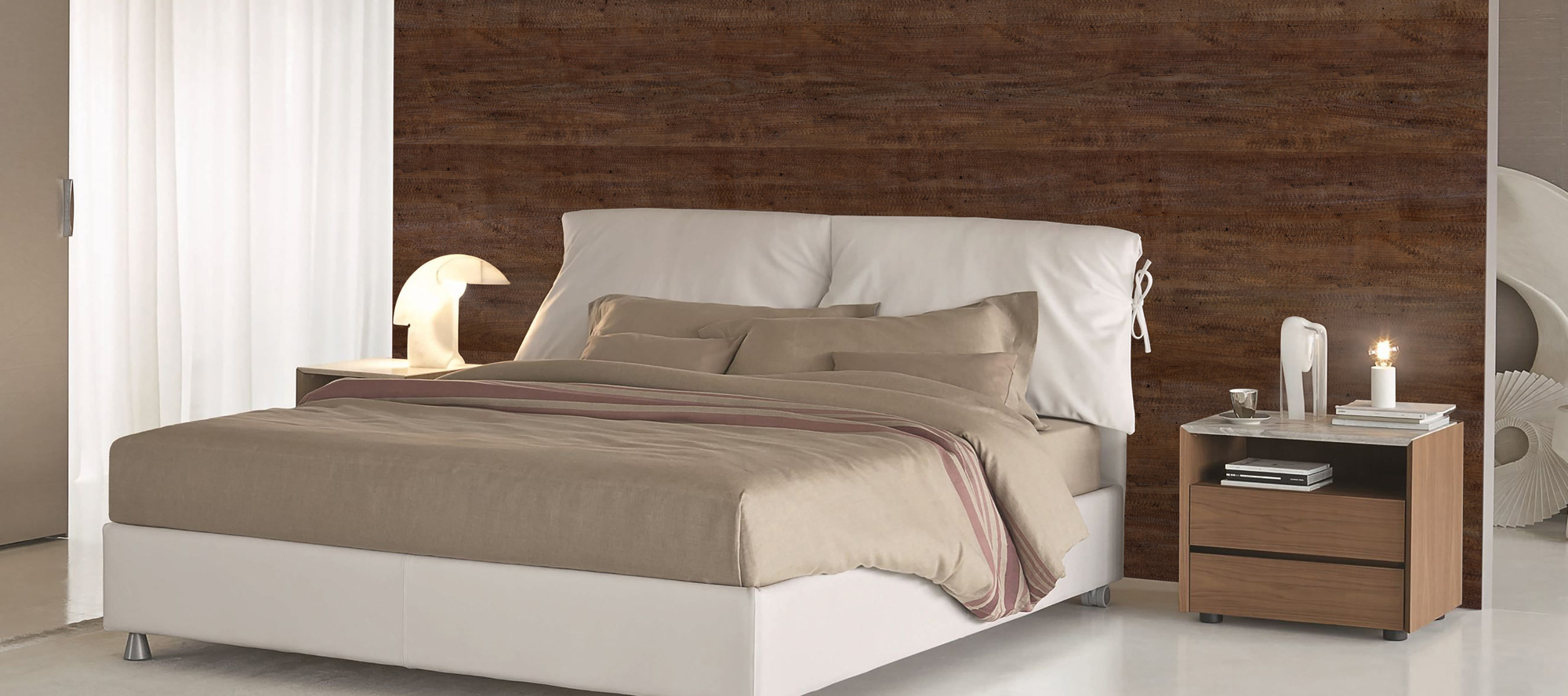 D'infinity, Mix Media Collection of Digital Laminates For Bedroom-Sundek Intenational