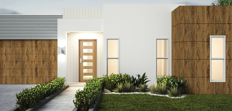 How to choose a Facade that makes a Lasting Impression